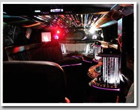 Chauffeur stretched black Hummer H2 limousine hire in London, Berkshire, Surrey, Buckinghamshire, Hertfordshire, Essex, Kent, Hampshire, Northamptonshire